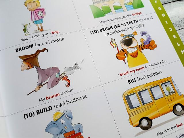 książeczki dla dzieci grudzień - książeczki dla dzieci o Mikołaju - dziennik cwaniaczka - ilustrowany słownik dla dzieci - savoir vivre dla dzieci