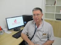 лікар-терапевт, кардіолог Геннадій Сергійович Висоцький