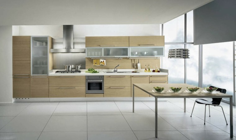 Modern Kitchen Remodel Pictures With Oak Cabinets Ideas 11