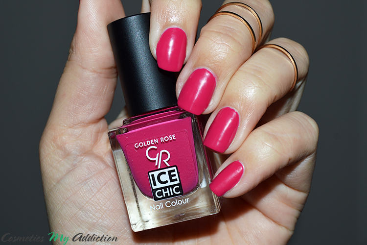 GOLDEN ROSE | Ice Chic nail colour nr 35