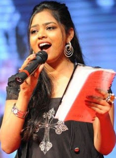 Singer Ranina Reddy Family Husband Parents children's Marriage Photos