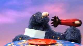 watch Cookie Monster