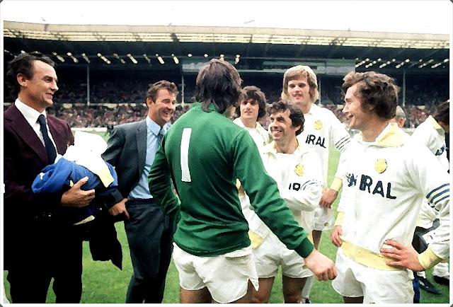 Brian Clough  Leeds United