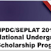NPDC/SEPLAT National Undergraduate Scholarship Program 2019/2020