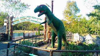 ghughwa fossils national  park