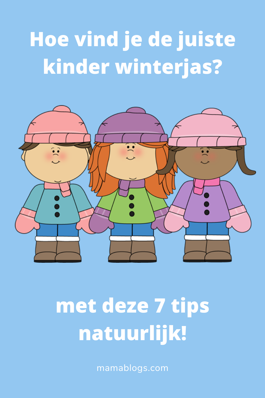 Kinder winterjas