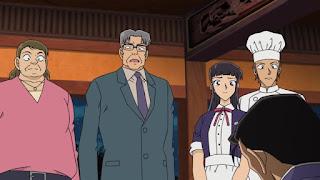 名探偵コナンアニメ   声優 KENN けんぬ   Detective Conan   Hello Anime !