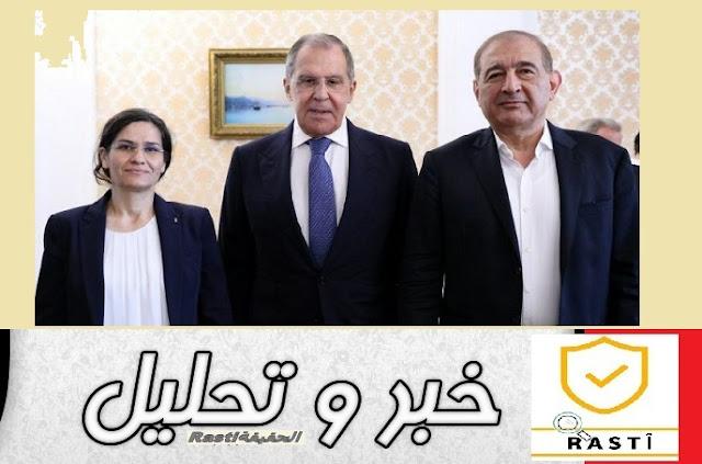 """قراءة تحليلية حول توقيع مذكرة تفاهم بين """"مجلس سوريا الديمقراطية وحزب الارادة الشعبية"""" السوريين في موسكو"""