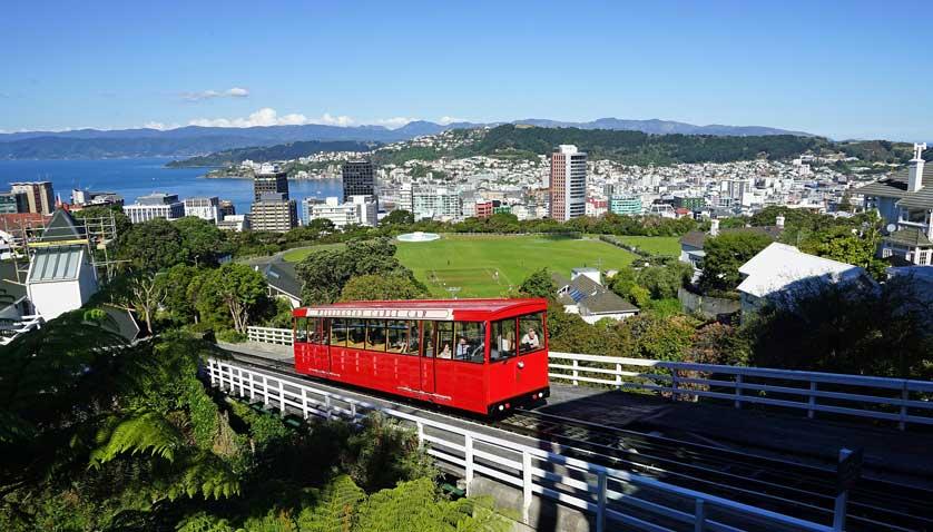 Kelburn Cable Car, Wellington