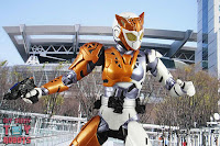 S.H. Figuarts Kamen Rider Valkyrie Rushing Cheetah 31S.H. Figuarts Kamen Rider Valkyrie Rushing Cheetah 41