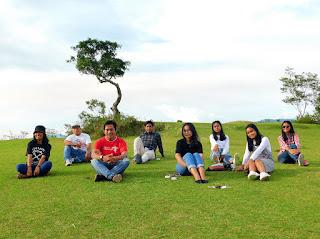Bukit Beta, Bukit Hamparan Rumput Hijau Di Samosir