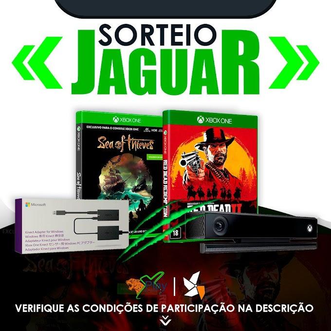 SORTEIO: Ganhe Um: Red Dead Redemption 2 & Kinect e Mais!!