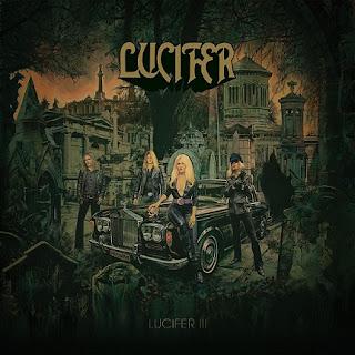 """Το τραγούδι των Lucifer """"Ghosts"""" από το album """"Lucifer III"""""""