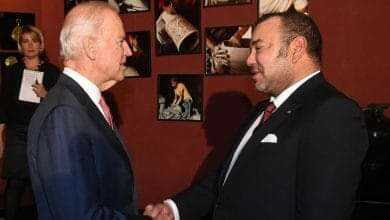 صاحب الجلالة الملك محمد السادس نصره الله يعزي الرئيس الأمريكي في ضحايا كابل