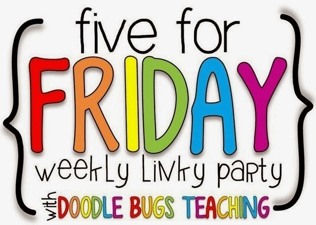 DOODLEBUG FIVE FOR FRIDAY LINKY