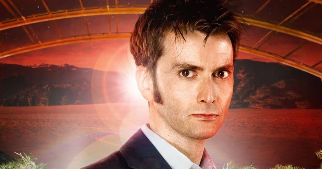 David Tennant Confirms He'd Be Up For A Return To Doctor Who