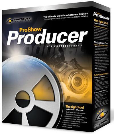 download photodex proshow producer gold 8.0.3645 full crack