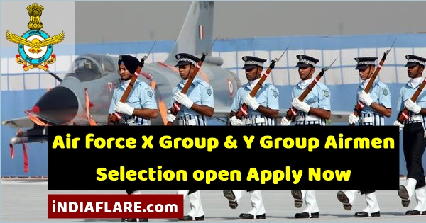 Air Force Airmen X Y Group Online Form 2019
