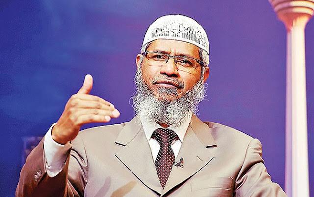 Tenang, Ceramah Zakir Naik Disiarkan Live Streaming