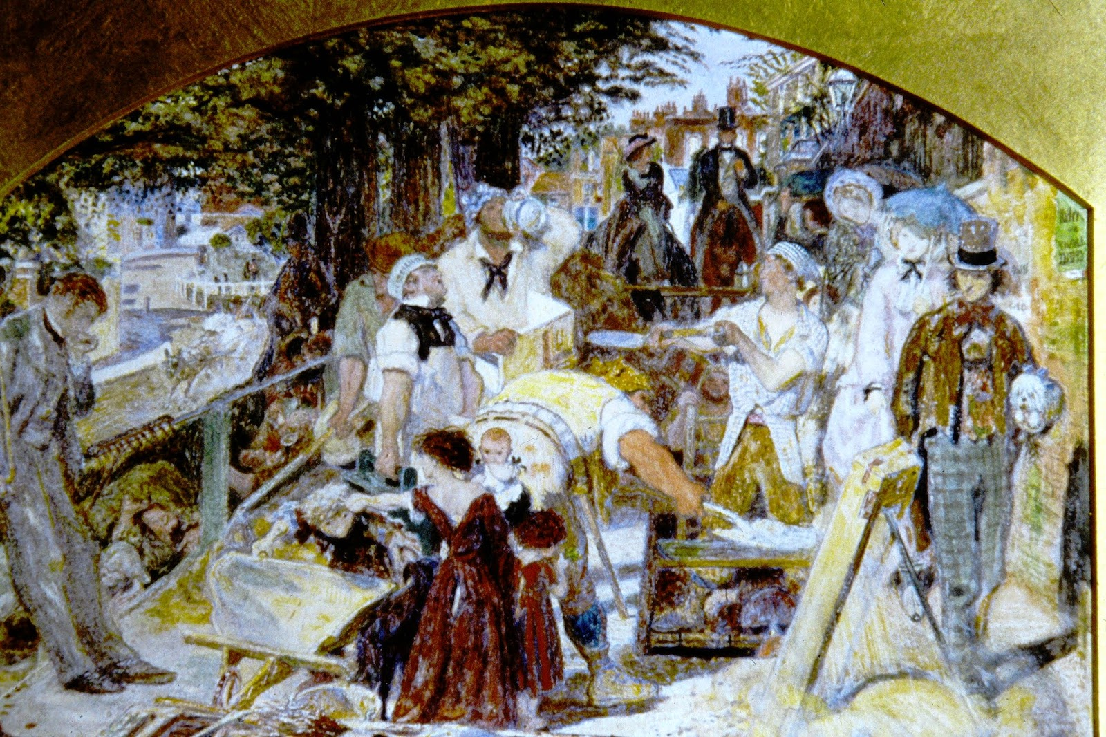 Art, Painting, people