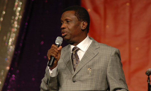 Don't let anyone use my name to take your money, Adeboye warns