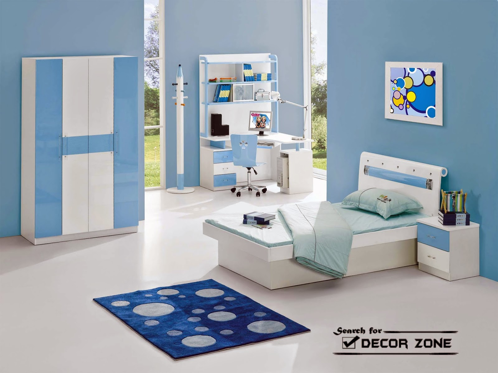 Bedroom Design Blue Best 25 Blue bedrooms ideas on Pinterest Blue