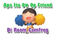 Friend Operator Dan Owner Di Camfrog - Cafe Camfrog