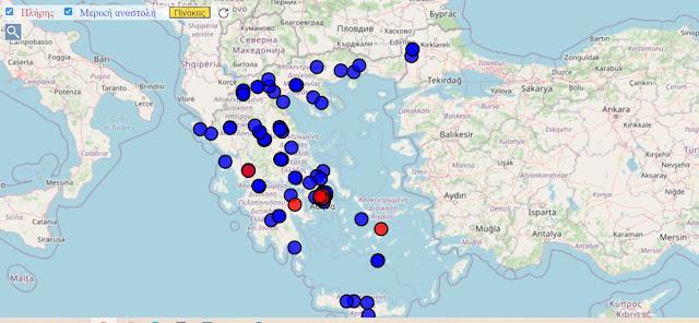 116 σχολεία και τμήματα έκλεισαν λόγω κορωνοϊού