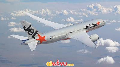 Hãng máy bay Jetstar Pacific