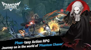 Phantom Chaser MOD Apk - Free Download Android Game