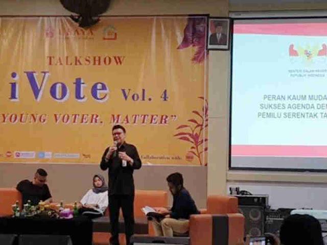 Upaya Menaikkan Partisipasi Pemilih Pemula dalam Pemilu 2019
