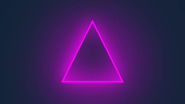 Pure CSS Neon Glowing Effect with Drop-shadow