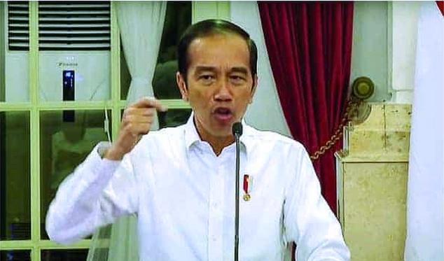 Jokowi Marah Lagi: Para Menteri, Gak Usah Laporan, Tanggapi Saya!