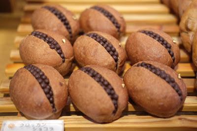 代々木八幡のパン、カフェ 365日 人気のクロッカンショコラ