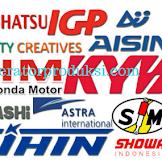 Lowongan Operator Produksi ASTRA GROUP Terbaru 2019