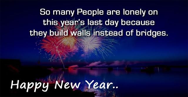 New Year Sad Status For Boylfriend