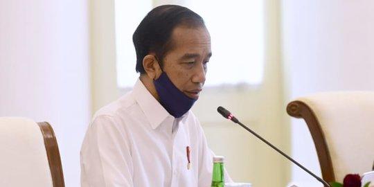Jokowi Sebut Teguran ke Menteri Bukan Marah, Tapi Memotivasi