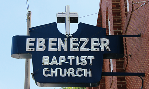 Ebenezer Baptist Church Atlanta