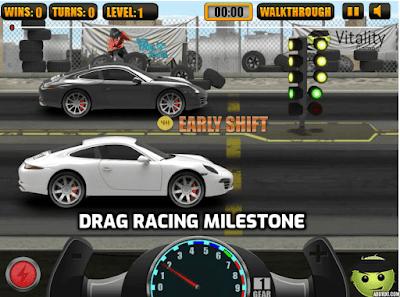 3d-games-Drag Racing Milestone