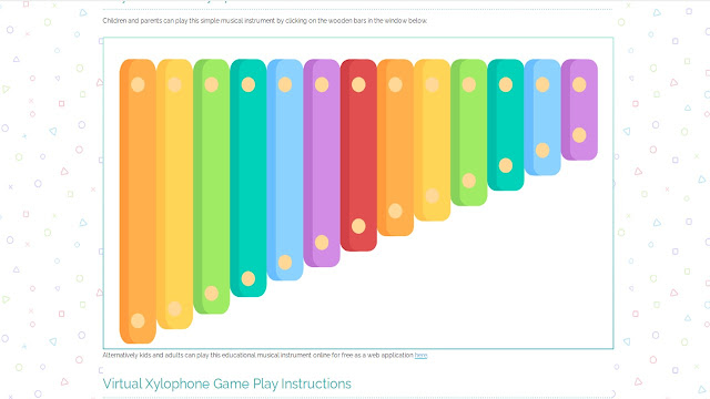 plays org virtual xylophone