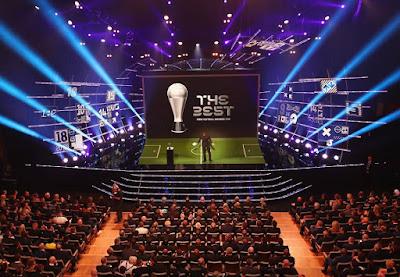 FIFA BEST 2018 - Ini Senarai Penuh Pemenang.