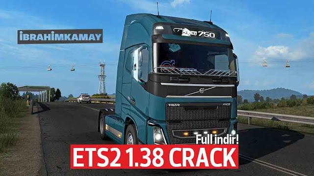 Euro Truck Simulator 2 1.38 Crack