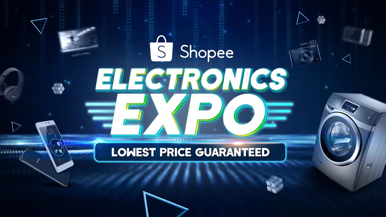 Ekspo Elektronik Shopee