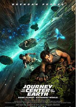 Movie Review: Journey to the Center of the Earth