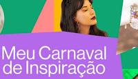 Concurso 'Meu Carnaval de Inspiração' Pinterest
