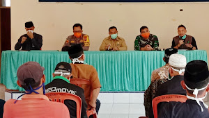 Dengan Adanya Masjid yang Buka Untuk Ibadah,   Tim Gugus Covid-19 Evaluasi Himbauan MUI di Bantaeng