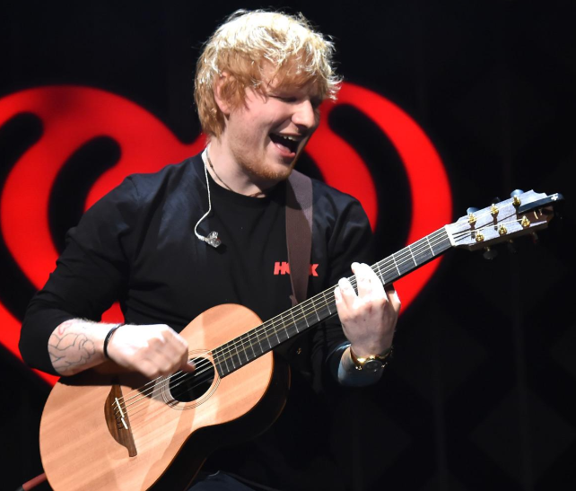 Ed Sheeran dethrones Adele as he tops Heat's Rich List to become the richest British star under 30