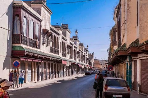Twelve Centuries of Jewish History in the Mellah of Fez