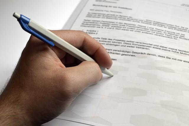 HR Forum Resignation Letter Template