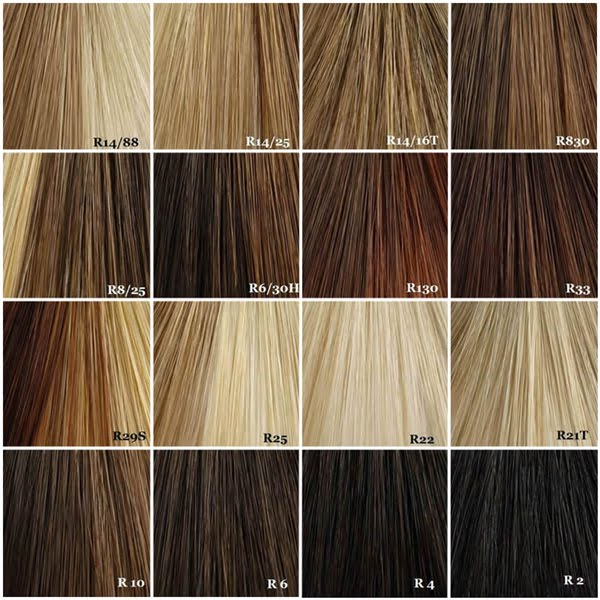 Dark Brown Red Hair Color Chart Hair Color Highlighting And